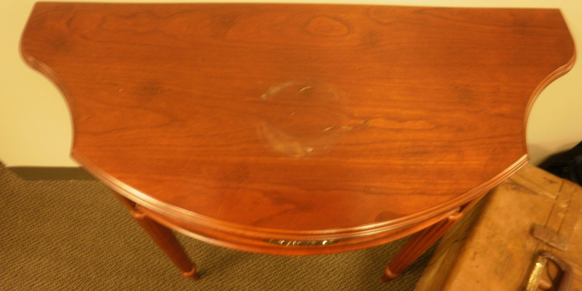 Before-Make Your Wooden Furniture Look New